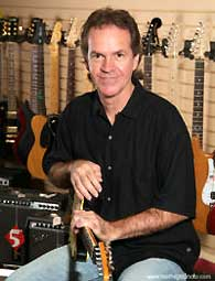 Sam McPherson Atlanta Guitar Lessons at Maple Street Guitars